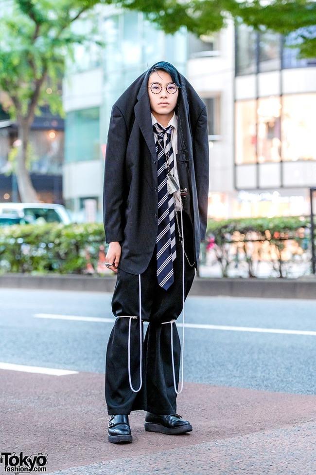 原宿 ファッション ジャミラ 最先端に関連した画像-02