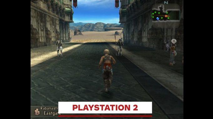 PS4 PS2 ファイナルファンタジー12 FF12 ゾディアックエイジに関連した画像-03