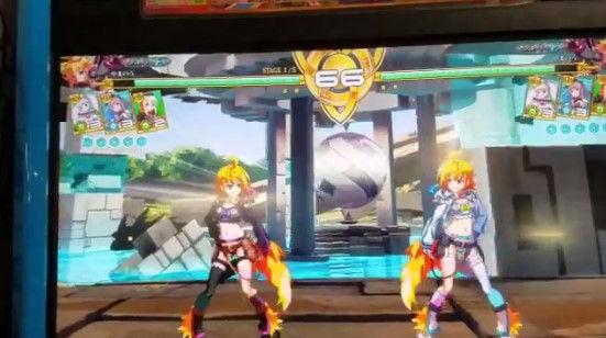 ミリオンアーサー アルカナブラッド バグ 対戦相手 自分 動き マッチング 格闘ゲーム 格ゲーに関連した画像-02