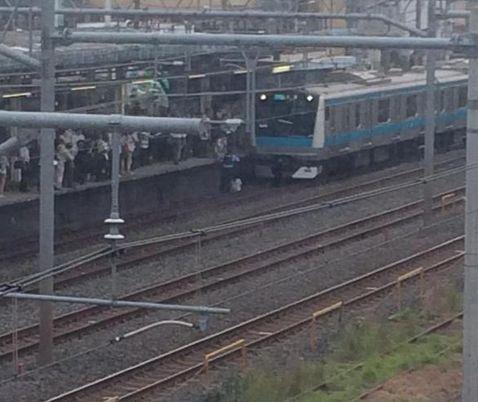 京浜東北 電車 遅延に関連した画像-05