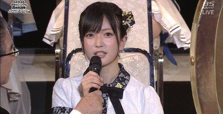 NMB48・須藤凜々花さん「投票は自己責任というか、見返りがないのに若い女性の夢に投票してる、それって愛じゃないですか」