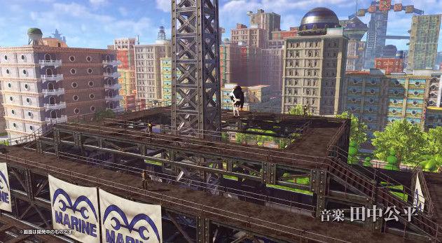 ワンピース ワールドシーカー オープンワールド PS4に関連した画像-13