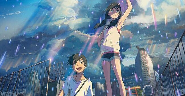 天気の子 新海誠 Blu-ray DVD 修正に関連した画像-01