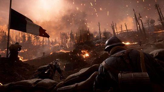 第一次世界大戦から100年目の休戦記念日、FPS『バトルフィールド1』のプレイヤー達が突然戦うのをやめる