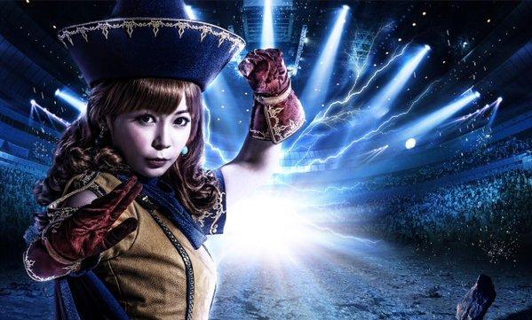 ドラクエ 中川翔子 アリーナに関連した画像-01