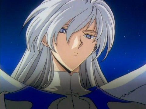 アニメ 銀髪 ギャップ萌え 90年代 性癖に関連した画像-03