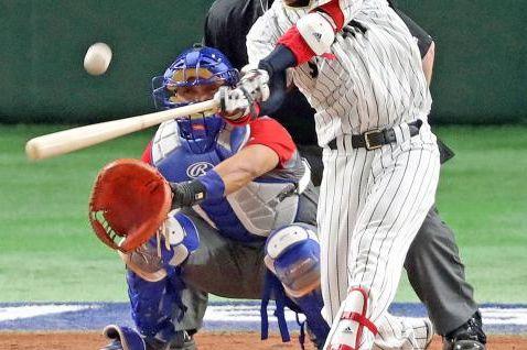 野球 山田哲人 WBC ホームランに関連した画像-01