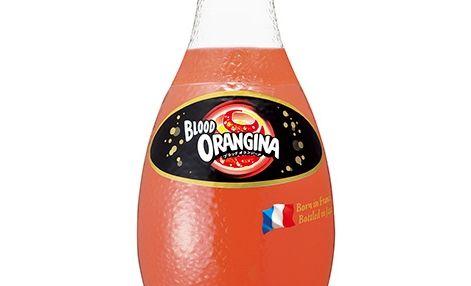 オランジーナ ブラッドオランジーナ シチリア ブラッドオレンジ サントリー 炭酸飲料 清涼飲料水 ジュースに関連した画像-01