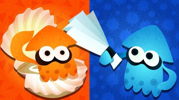 スプラトゥーン WiiU フェス ボケ ツッコミに関連した画像-01