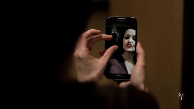 自撮り セルフィー ホラーに関連した画像-06