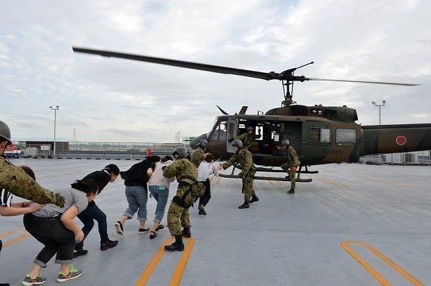 自衛隊 海外派遣 災害に関連した画像-01