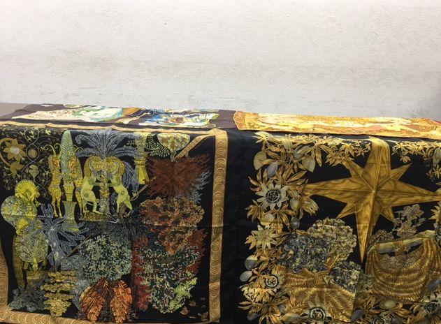 叶姉妹 ファビュラス 夏コミ サークル ゴージャス エルメス 防炎加工 シャネル セレブに関連した画像-05