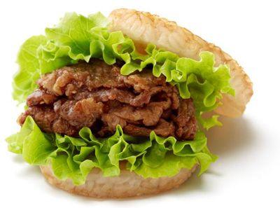 モスバーガー モスライスバーガー 焼肉 とりの照り焼き ハンバーガー 新商品 復活 定番メニューに関連した画像-01