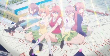 五等分の花嫁 アニメ 2期に関連した画像-01