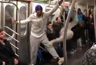 ニューヨーク 地下鉄 ライトフィートに関連した画像-01