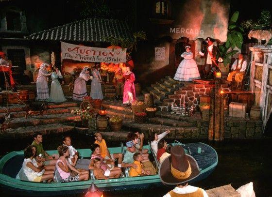 ディズニー カリブの海賊 花嫁 売買 女性差別 性差別に関連した画像-03