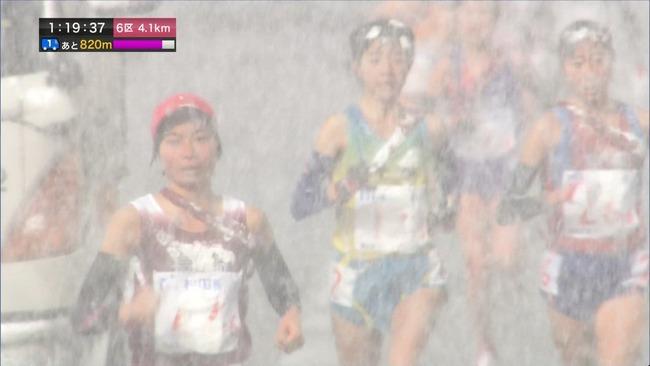 全国女子駅伝 雪 大雪 NHKに関連した画像-05