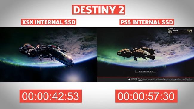 PS5 XboxSX ロード時間 比較に関連した画像-04