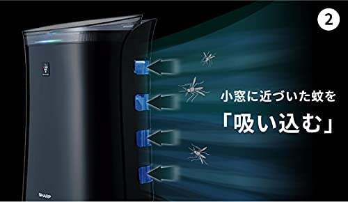 シャープ蚊取り機能空気清浄機に関連した画像-01