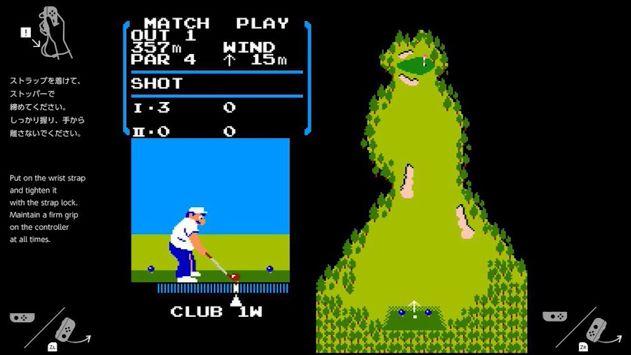 ニンテンドースイッチ 本体 隠し要素 ゴルフ ファミコンに関連した画像-03