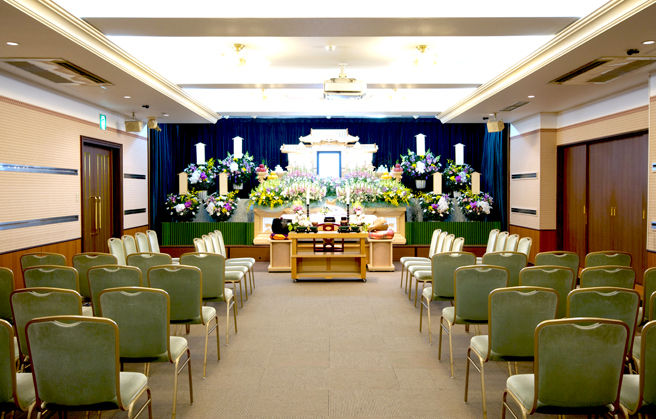 葬儀場 ドライブスルーに関連した画像-01