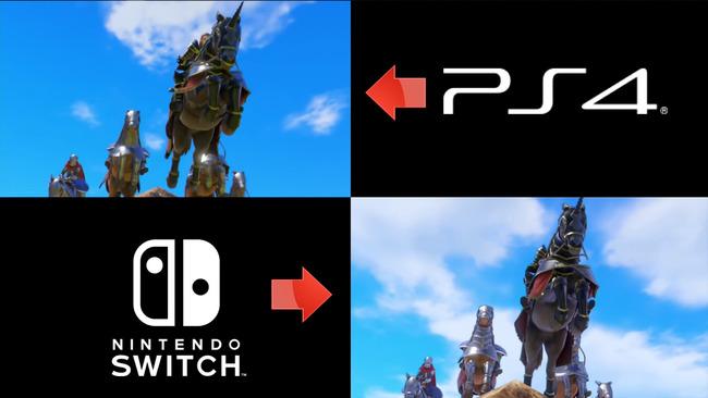 ドラクエ11スイッチ版PS4比較に関連した画像-16