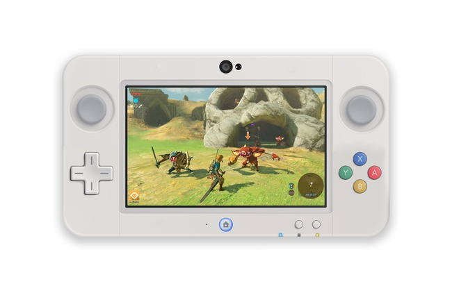 任天堂 NX モックアップに関連した画像-03