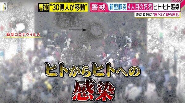コロナウイルス 新型肺炎 日本人 感染 チャーター機に関連した画像-01