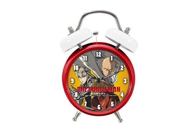 ワンパンマン 一番くじ 皿 目覚まし時計 アニメ 古川慎 石川界人 ラストワン賞に関連した画像-06