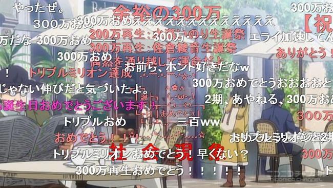 ご注文はうさぎですか? ニコニコ動画 再生数に関連した画像-06