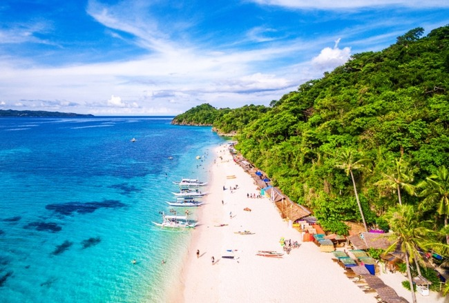 フィリピン ボラカイ島 ビキニ 観光客 逮捕に関連した画像-01