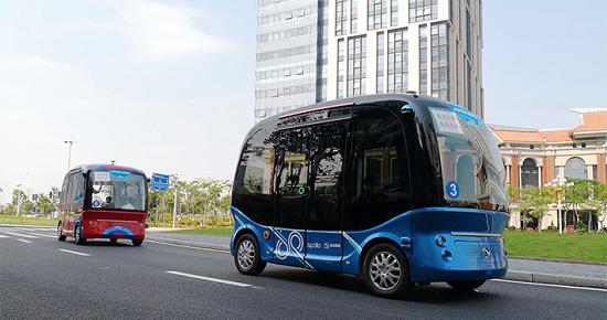 アポロン自動運転バスに関連した画像-01