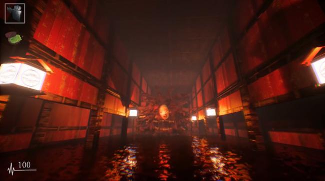 影廊 能面 ホラー Steamに関連した画像-08