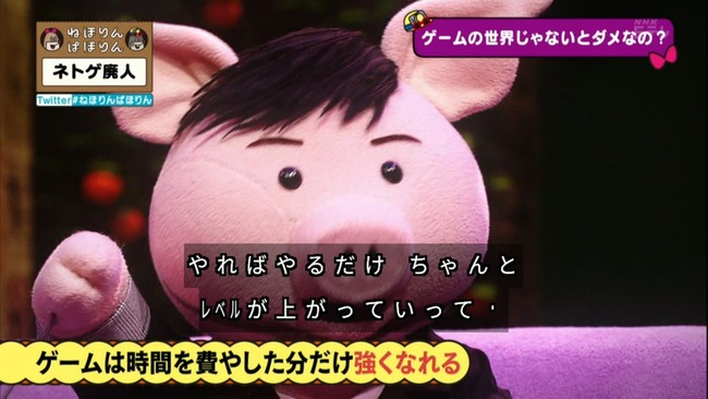 ネトゲ ネトゲ廃人 NHK 特集 ねほりんぱほりんに関連した画像-29