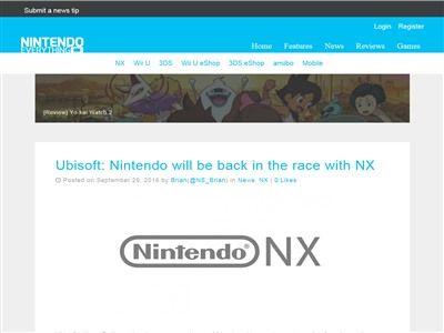 NX 任天堂 ハード競争に関連した画像-02