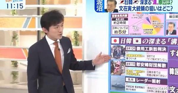 テレ朝の小松靖アナが爆弾発言 「日本のテレビにも中国当局のチェックが入る、だからウイグル問題は今まで扱い難い問題だった」