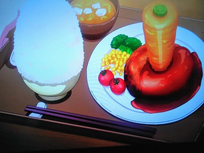 アニメ ウマ娘 プリティーダービー SHIROBACO コラボカフェ にんじんハンバーグに関連した画像-03