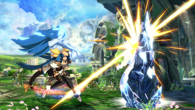 ギルティギア レベレーター ディズィー 追加 参戦 DLCに関連した画像-05