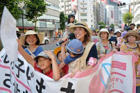堀江貴文 ホリエモン ママデモ 安保法案に関連した画像-01