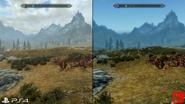 PS4 ニンテンドースイッチ スカイリム 移植に関連した画像-05