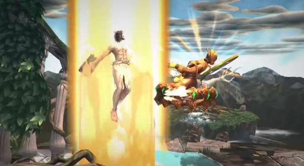 ファイトオブゴッド FOG 格ゲー 神 ブッダ キリスト ゼウス オーディン アヌビス 天照に関連した画像-18