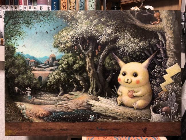 ポケモンカード ポケカ イラスト グランプリ ピカチュウに関連した画像-02
