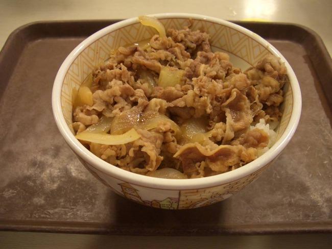 すき家 アルバイト 牛丼 ブラック テストに関連した画像-01