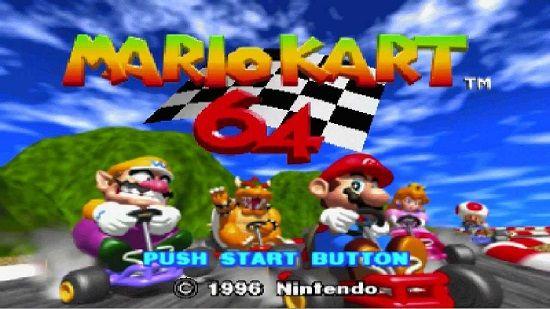 """【動画】『マリオカート64』世界最速記録のプレイヤー、次はルイージサーキットの全ての""""木""""を倒す「倒木タイムアタック」に挑戦www"""