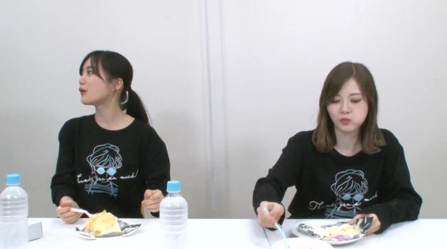 乃木坂46 白石麻衣 生田絵梨花 ケーキ 捨てに関連した画像-03