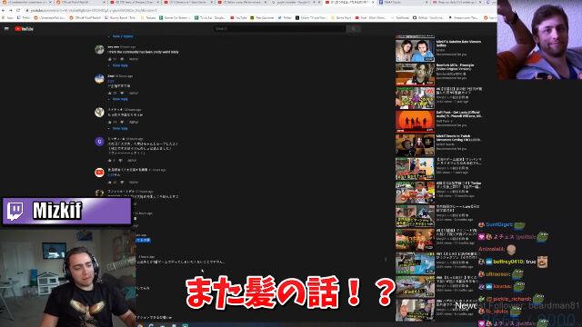 Mizkifどうぶつの森日本翻訳動画に関連した画像-09