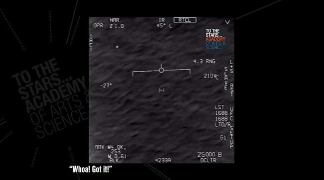 米軍 未確認飛行物体 映像に関連した画像-01