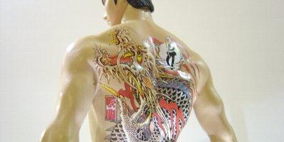 入れ墨 刺青 タトゥー 彼氏に関連した画像-01