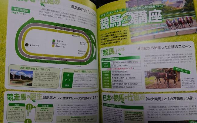 ウマ娘 プリティーダービー マガジン 雑誌 中身 内容 競馬 講座に関連した画像-03