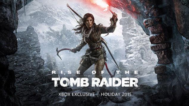 ライズオブトゥームレイダー PC版 売上 XboxOneに関連した画像-01